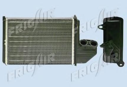 Теплообменник, отопление салона FRIG AIR 06023001