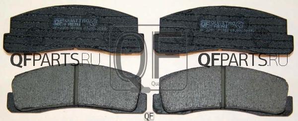 Колодки тормозные QUATTRO FRENI QF22060160