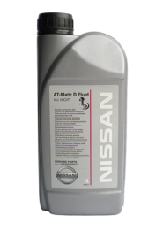 Масло трансмиссионное   AT-Matic D Fluid  N-CVT NISSAN (1L) INFINITI KE90899931R