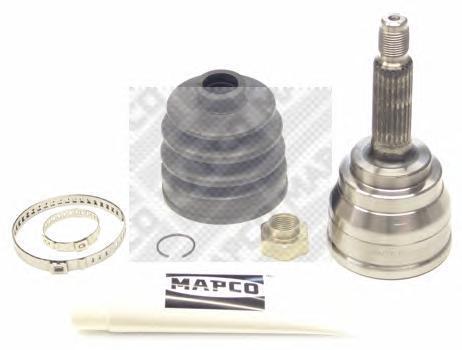 Шарнирный комплект, приводной вал MAPCO 16511