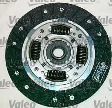 801183 VALEO Комплект сцепления