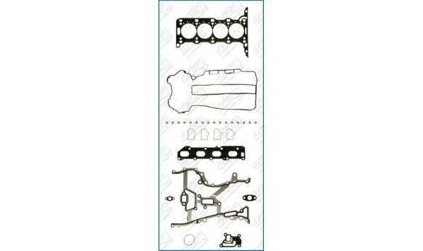 52261900 AJUSA Комплект прокладок, головка цилиндра