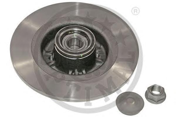702976BS3 OPTIMAL Комплект подшипника ступицы колеса