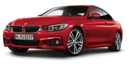 Миниатюра BMW 1:43 4er Coupe F32 красный BMW 80422318860