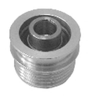 0217047 TRUCKTEC Ременный шкив, генератор