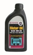 002791QT30 TOYOTA масло моторное SAE 10W30 0946 L [002791QT30]