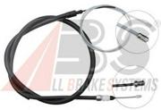 K13636 ABS Трос, стояночная тормозная система