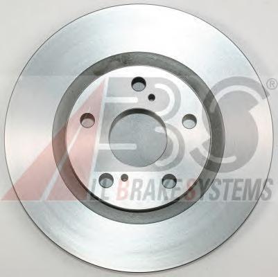 17807 ABS Тормозной диск
