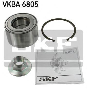 VKBA6805 SKF Комплект подшипника ступицы колеса