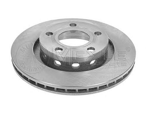 Тормозной диск MEYLE 1155231106