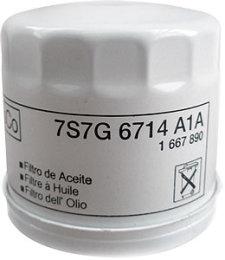 Масляный фильтр FORD 1667890