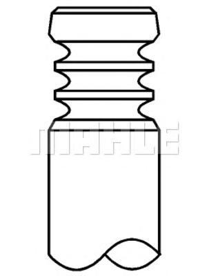 001VA30527000 MAHLE/KNECHT Выпускной клапан