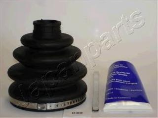 KB030 JAPANPARTS Комплект пылника, приводной вал