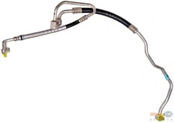 9GS351337031 HELLA Трубопровод высокого / низкого давления, кондиционер