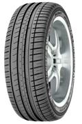 151206 MICHELIN Шина летняя Michelin Pilot Sport 3 235/45 R18 98Y XL