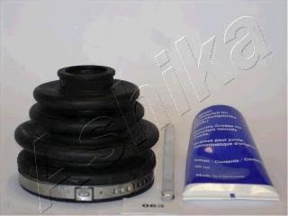 6300063 ASHIKA Комплект пылника, приводной вал