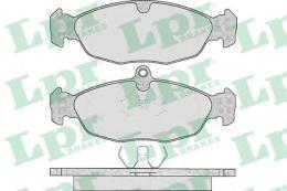 Комплект тормозных колодок, дисковый тормоз LPR/AP 05P599