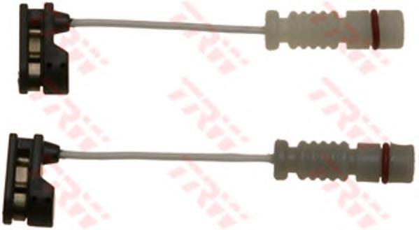 GIC195 TRW/LUCAS Сигнализатор, износ тормозных колодок