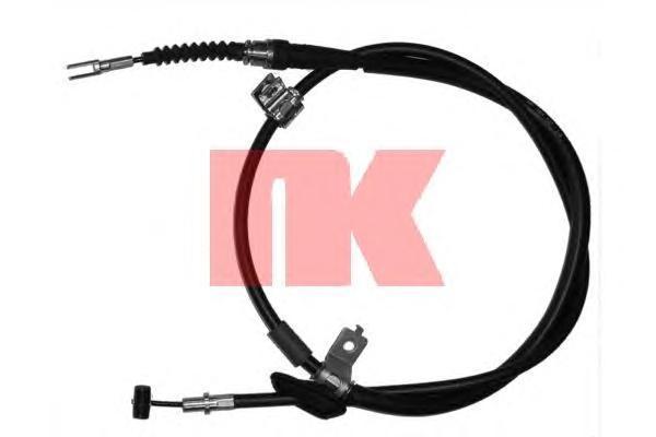 905214 NK Трос, стояночная тормозная система