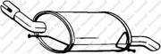185615 BOSAL Глушитель выхлопных газов конечный