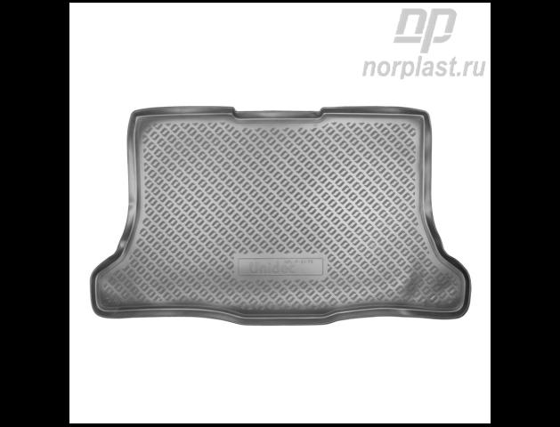 NPLP6175 NORPLAST Коврик багажника (полиуретан)