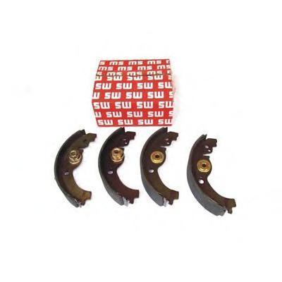 Комплект тормозных колодок MASTER-SPORT 03013702332SET4MS