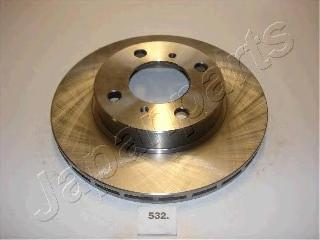 DI532 JAPANPARTS Тормозной диск