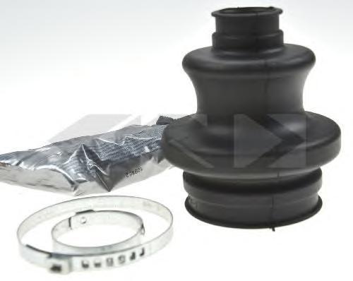 Комплект пылника, приводной вал GKN-SPIDAN 24791