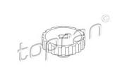 400255 TOPRAN Крышка, резервуар охлаждающей жидкости