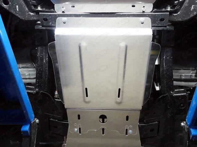ZKTCC00048 ТСС Защита КПП ТСС для Mitsubishi L200/Pajero Sport (2014-2016)