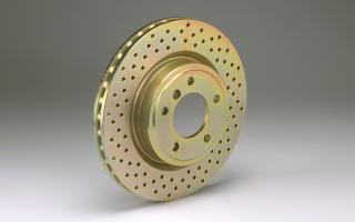 FD051000 BREMBO Экономичный тормозной диск