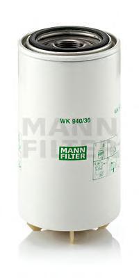 WK94036X MANN-FILTER Топливный фильтр