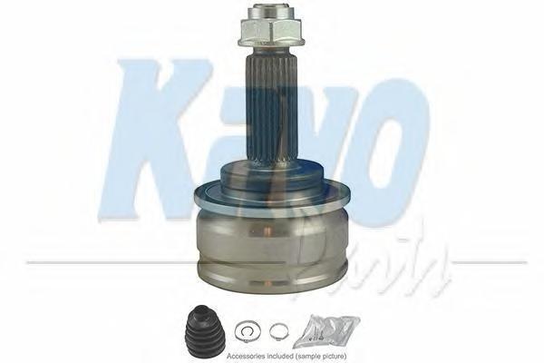 Шарнирный комплект, приводной вал KAVO PARTS CV8007