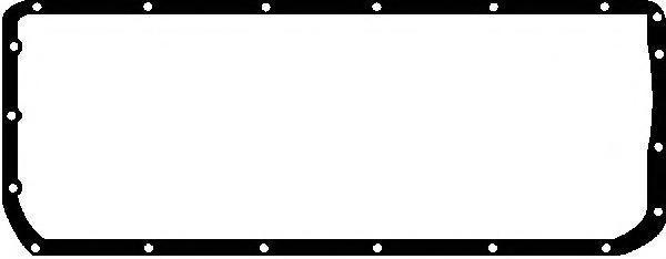 712360310 REINZ Прокладка, маслянный поддон