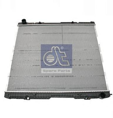 Радиатор, охлаждение двигателя DIESEL TECHNIC 111245