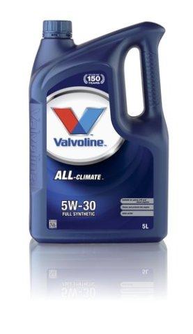 Масло моторное синтетика 5W-30 5 л. VALVOLINE 872286