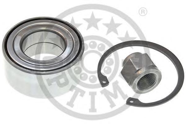 Комплект подшипника ступицы колеса OPTIMAL 601253