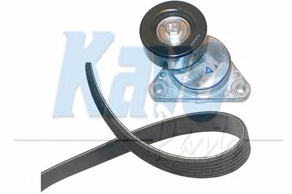 Комплект клинового ремня KAVO PARTS DKM1004