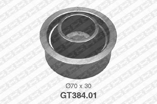 GT38401 NTN-SNR Натяжной ролик, ремень ГРМ
