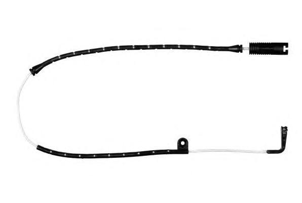 8DK355250271 BEHR-HELLA Сигнализатор, износ тормозных колодок
