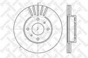 60202231VSX STELLOX Тормозной диск