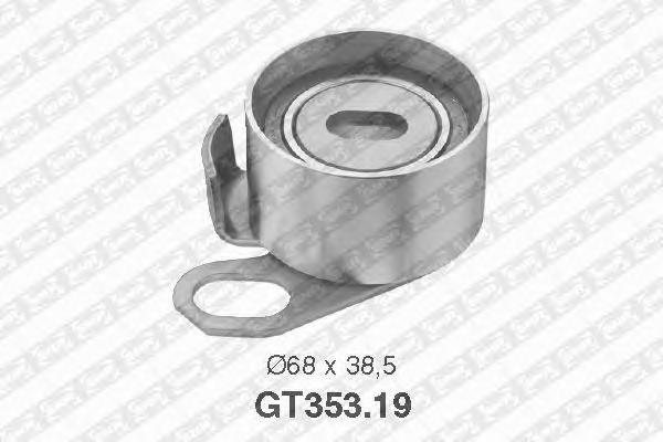 GT35319 NTN-SNR Натяжитель ремня грм