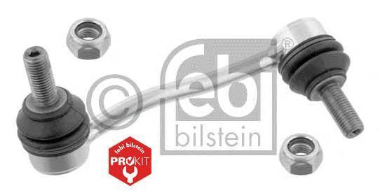 28480 FEBI Тяга заднего стабилизатора (с контргайками)