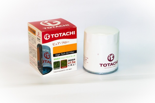 Масляный фильтр двигателя TOTACHI TC1036