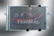 104650ZH TERMAL Радиатор  кондиционера