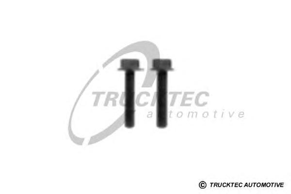 Болт, нажимной диск TRUCKTEC 0167154