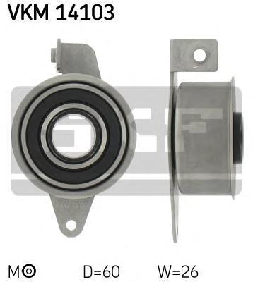 Натяжной ролик, ремень ГРМ SKF VKM14103