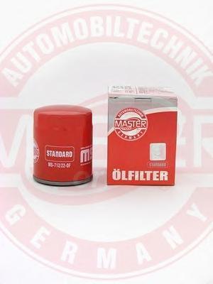 Масляный фильтр MASTER-SPORT 71222OFPCSMS