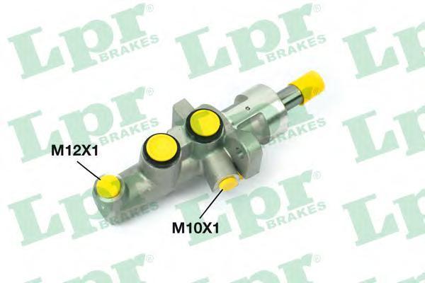 1347 LPR/AP Главный тормозной цилиндр