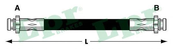 6T46786 LPR/AP Тормозной шланг